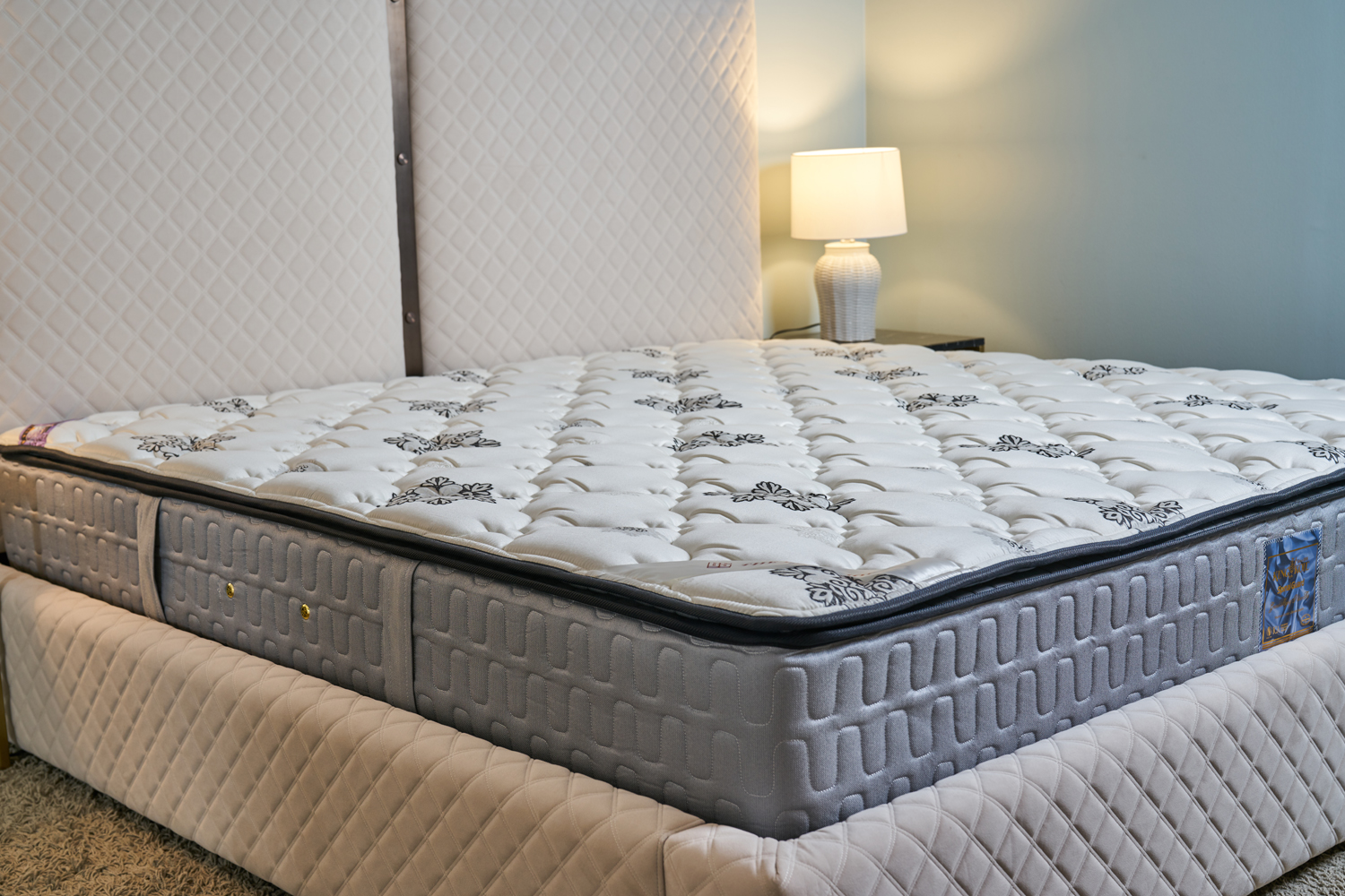 TheBedShop 15040361 KINGKOIL MATTRESS - NEW GRAND MAJESTY P.TOP