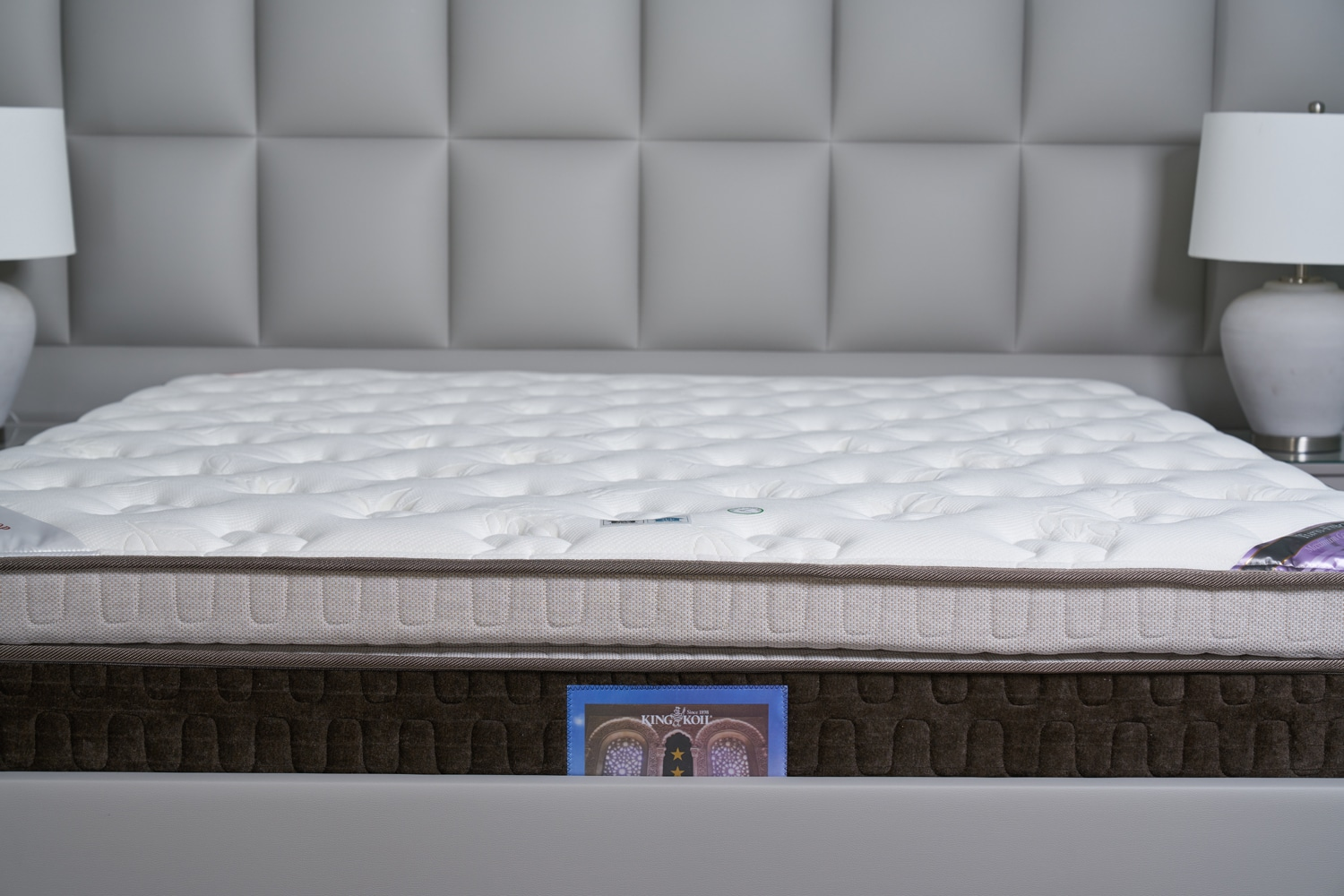 TheBedShop 2104200087 KINGKOIL MATTRESS - NEW ARABIAN NIGHTS